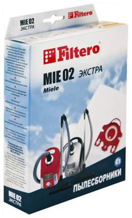 Пылесборник Filtero MIE 02 Экстра
