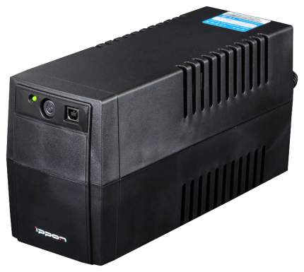 Источник бесперебойного питания IPPON Back Basic 1050 Черный