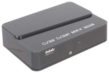 DVB-T2 приставка BBK SMP001HDT2 DVB-T2 grey