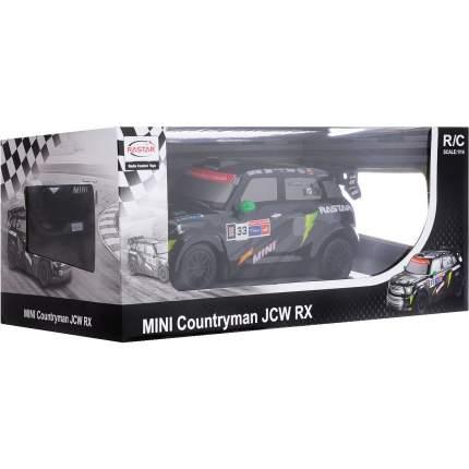 Машинка р.у. Rastar Mini Countryman JCW RX черный (71600)