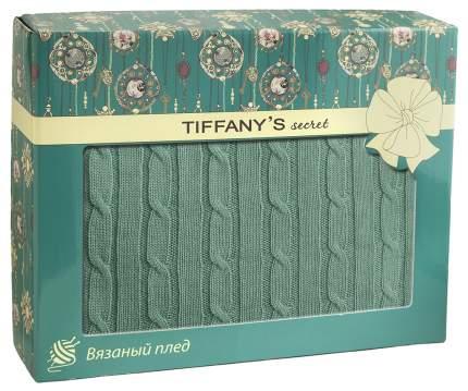 Покрывало TIFFANY'S secret мятный мокка 140х180
