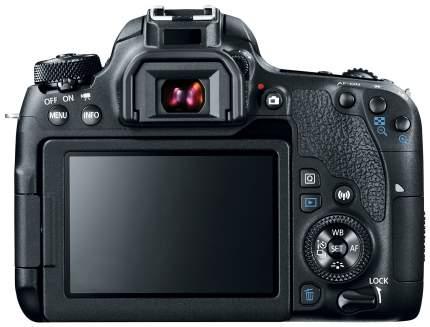 Зеркальный фотоаппарат Canon EOS 77D EF-S 18-135 IS USM Kit Black
