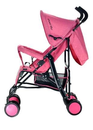 Коляска-трость Everflo Voyage E-850A pink