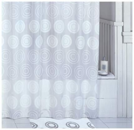 Штора для ванной IDDIS Chequers White 432P20RI11