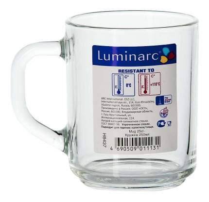 Кружка Luminarc H8437 250 мл