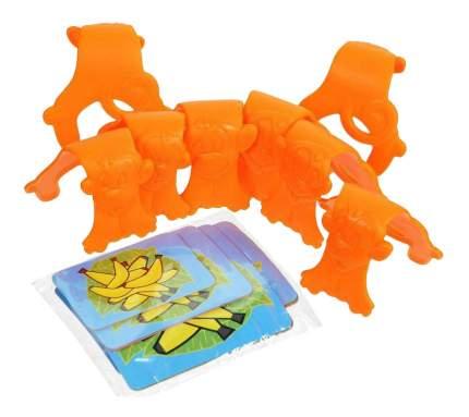 Семейная настольная игра Mattel Обезьянка-акробат для путешествий