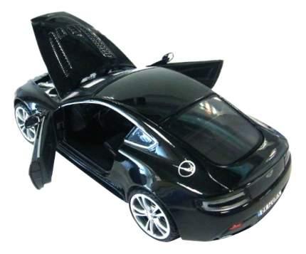Коллекционная модель MotorMax Aston Martin V12 Vantage черная 1:24