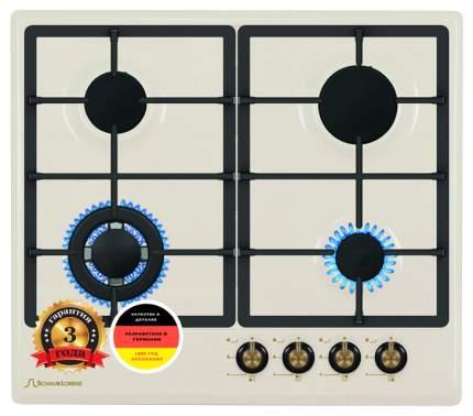 Встраиваемая варочная панель газовая Schaub Lorenz SLK GB6520 Beige