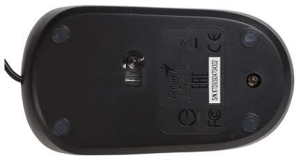 Проводная мышка Genius DX-125 Black (31010106100)