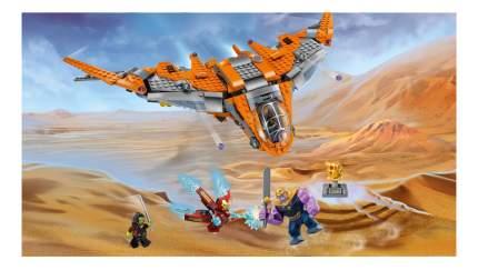 Конструктор LEGO Super Heroes Танос последняя битва (76107)