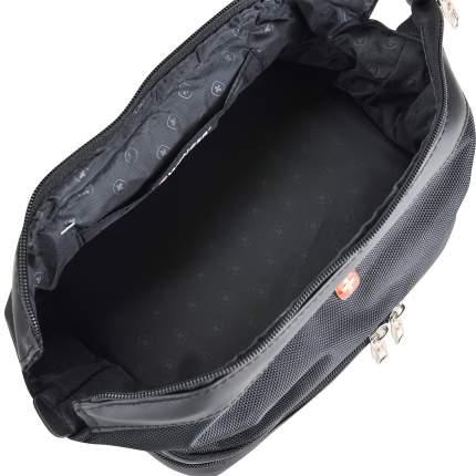 Несессер Wenger Deluxe Toiletry Kit черный