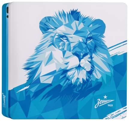 Игровая приставка Sony Playstation 4 Slim 500Gb «Zenit Lion»