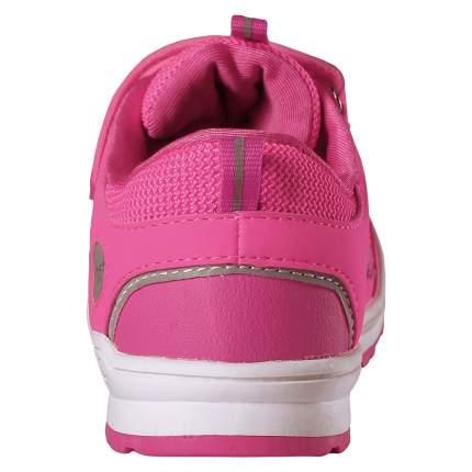 Кроссовки Lassie by Reima Samico для девочек р.34, розовый
