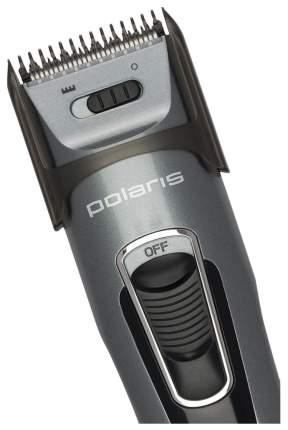 Машинка для стрижки волос Polaris PHC 2502RC Серая; Черная