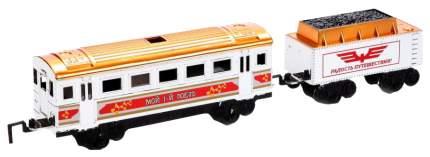 Железная дорога Play Smart Мой первый поезд дым 0616 A144-H06053