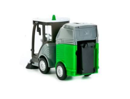 Вакуумно-уборочная машина Wincars U1401C-1