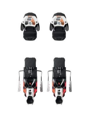 Горнолыжные крепления Atomic T Warden MNC 13 2017 черные/белые/оранжевые, 100 мм