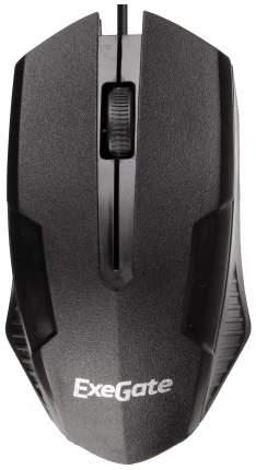 Проводная мышка ExeGate SH-9025L Black
