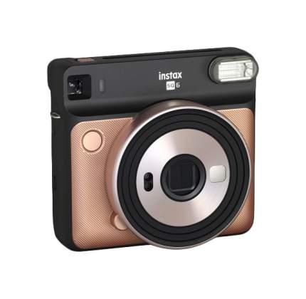 Фотоаппарат моментальной печати Fujifilm instax SQUARE SQ6 Gold