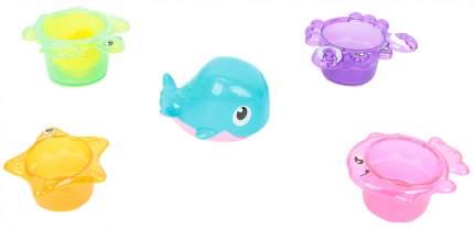 Набор игрушек для ванны Игруша салатовый SS-5537
