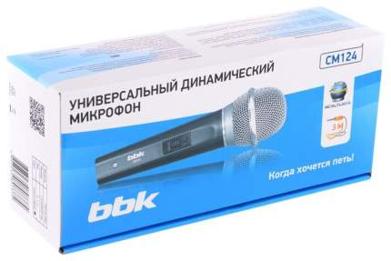 Микрофон BBK CM124 Dark Gray