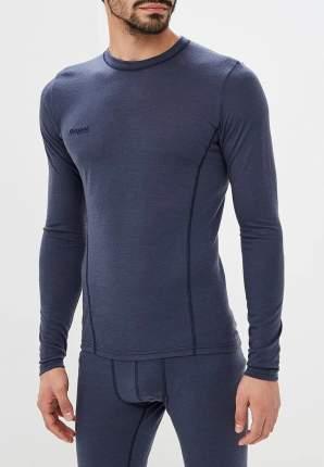 Лонгслив Bergans Soleie Shirt 2018 мужской темно-синий/зеленый, L