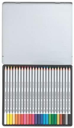 Карандаши акварельные 24 цвета KaratAquarell Staedtler