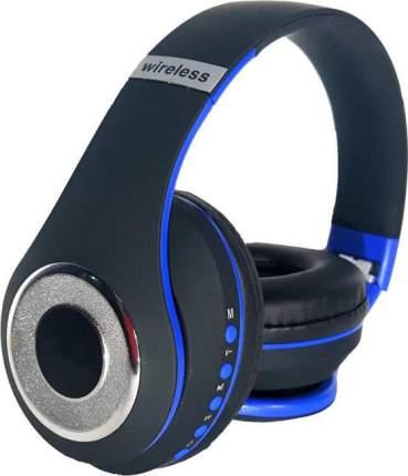 Наушники беспроводные S990 Black/Blue