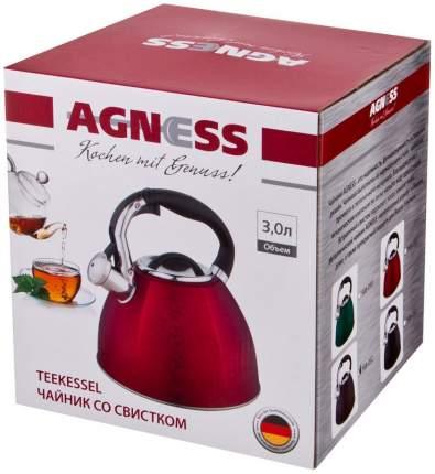 Чайник Agness 908-051