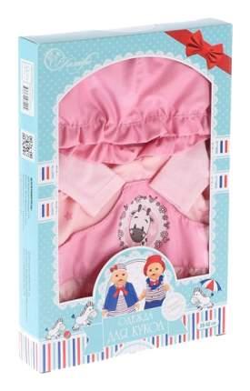 Одежда для кукол 38-42 см «Жилет и комбинезон для девочки» Colibri