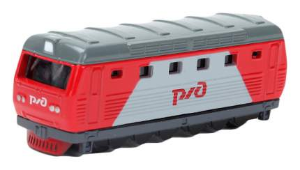 Технопарк Поезд Металл 7 см Технопарк