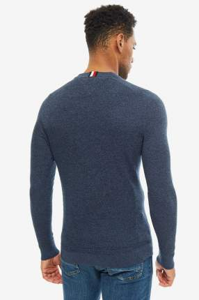 Водолазка мужская Tommy Hilfiger MW0MW10858 094 синяя XL