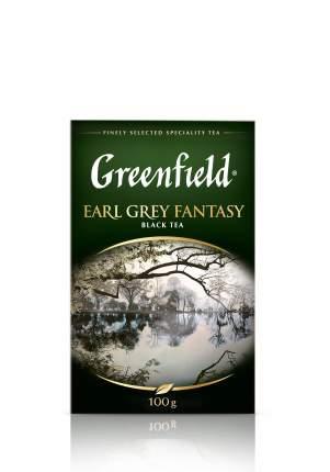 Чай черный Greenfield листовой earl grey fantasy 100 г