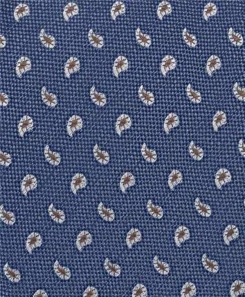 Галстук мужской HENDERSON TS-1628 голубой
