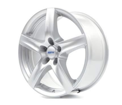 Колесные Диски Alutec Grip 7,0\R17 5*114,3 ET50 d67,1 Polar Silver GR70750L11-0