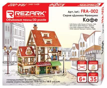 3D-пазл REZARK 35 деталей