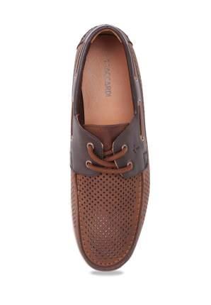 Мокасины мужские T.Taccardi 92706270 коричневые 40 RU