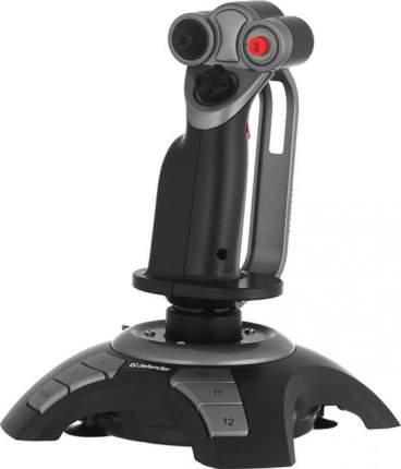 Игровой джойстик Defender Cobra R4 4 Black