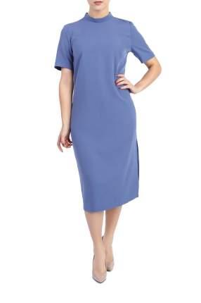 Платье женское LACY S11019(4651) синее 52 RU
