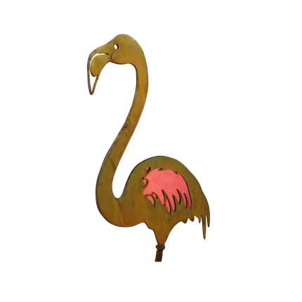 Декоративный садовый штекер 'Фламинго' (05593)