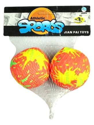 Игрушка для купания Shantou Gepai Мячи Неон для игр на воде, 2 шт. Y734387
