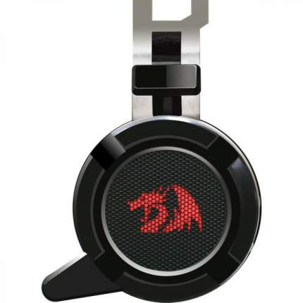 Игровые наушники Redragon Siren 2 Black/Red