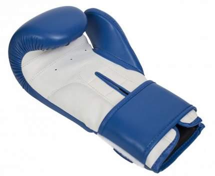 Боксерские перчатки Clinch Fight синие 12 унций