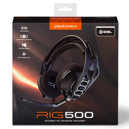 Наушники Plantronics RIG 500 PRO HX