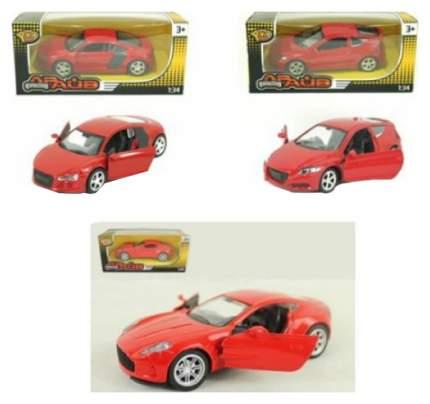 Коллекционная модель Наша Игрушка М6097110329 Красная