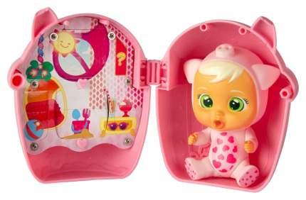 Пупс IMC toys Плачущий младенец 97629/98442/1 с домиком и аксессуарами в ассортименте