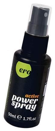 Стимулирующий спрей Ero Active Power Spray для мужчин 50 мл