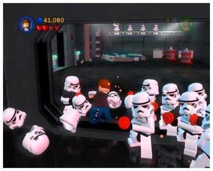 Игра LEGO Star Wars Lego 2 The Original Trilogy для Nintendo DS