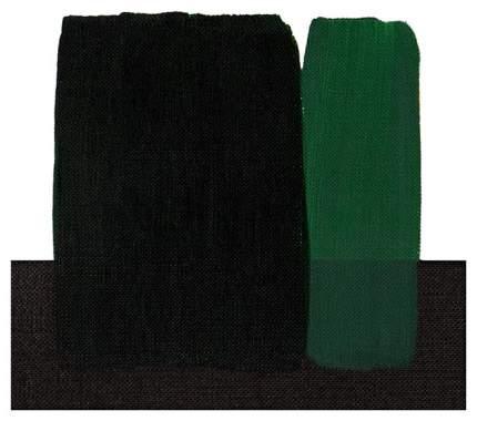 Акриловая краска Maimeri Acrilico M0924358 сочно-зеленый 200 мл