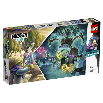 Конструктор LEGO Hidden Side 70420 Загадка старого кладбища